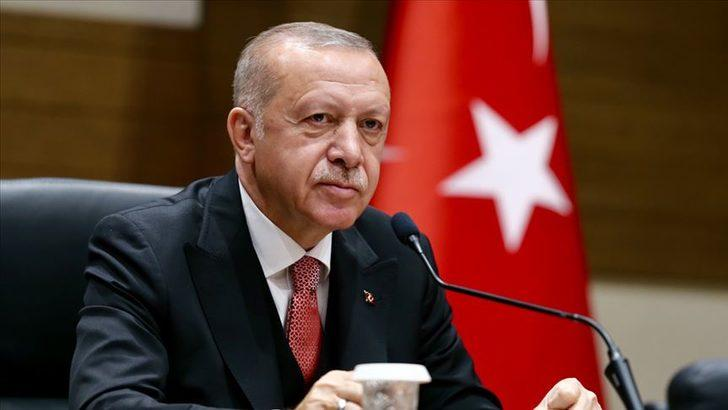 Moskova'daki zirve görüntüleriyle ilgili Cumhurbaşkanı Erdoğan'dan ilk yorum