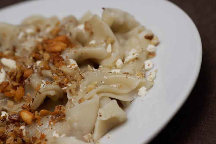 Piruhi mantısı tarifi: Safranbolu'dan bir Osmanlı lezzeti