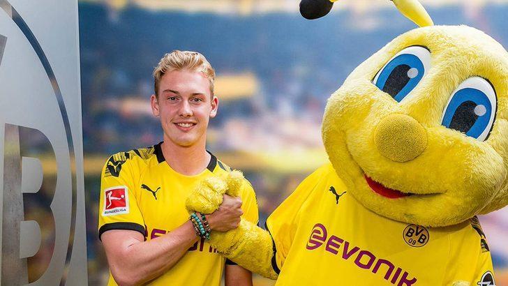 Julian Brandt | Bayer Leverkusen > Borussia Dortmund | BONSERVİS BEDELİ: 25 milyon Euro