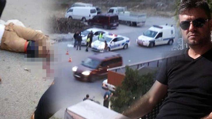 Sokak ortasında cinayet! Polislere ilk sözü 'Ben de sizi bekliyordum' oldu!