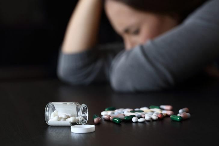 21. yy'ın en önemli sağlık sorunu madde bağımlılığı