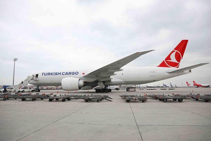 Turkish Cargo ilk çeyrekte büyüdü