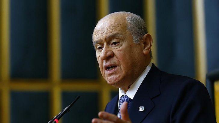 MHP Genel Başkanı Devlet Bahçeli'den yeni parti açıklaması!