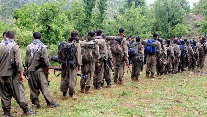 Terör örgütü PKK'daki çöküş iç hesaplaşmaları hızlandırdı