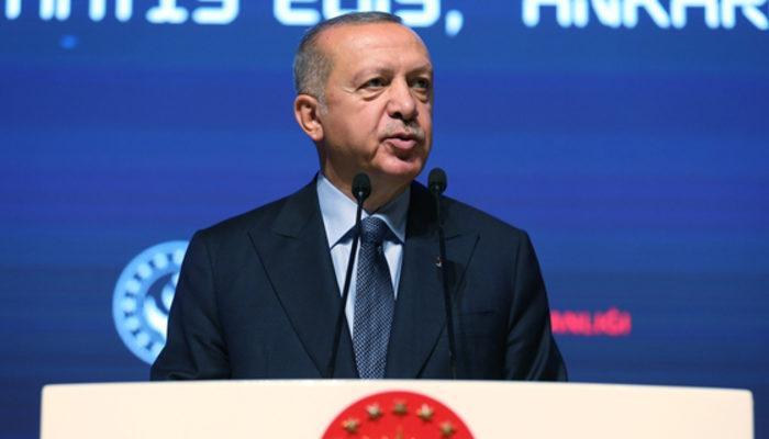 Cumhurbaşkanı Recep Tayyip Erdoğan'dan istihdam müjdesi