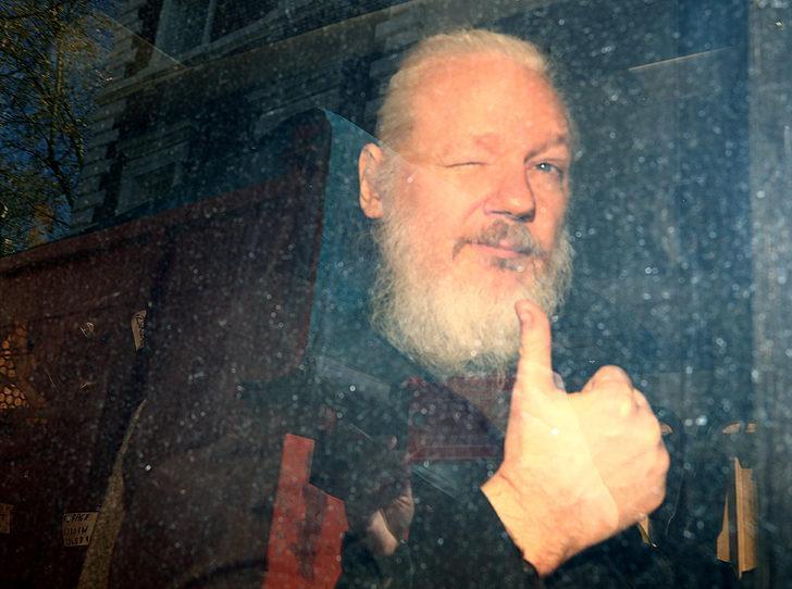 ABD'den Julian Assange'a 17 yeni suçlama