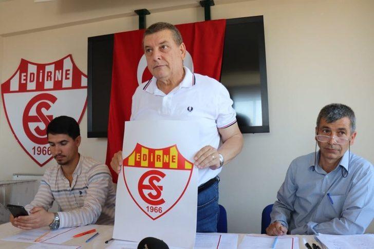 Edirnespor genel kurulu tamamlandı