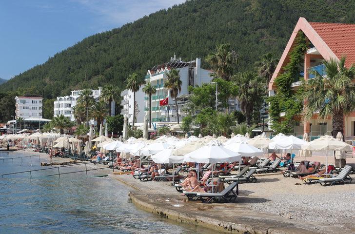'Antalya'da bayramda yer kalmadı' söylemlerine tepki
