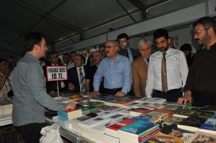 Aydın'da 2. Kitap Fuarı açıldı