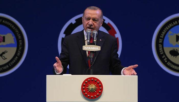 Cumhurbaşkanı Erdoğan: 754 sandık başkanı kanuna aykırı atandı, işte hırsızlık burada