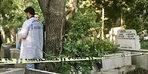 Korkunç olay! 17 yaşındaki genç mezarlıkta intihar etti
