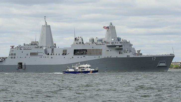 Son dakika İran'dan ABD'ye tehdit: Gemilerinizi batırırız