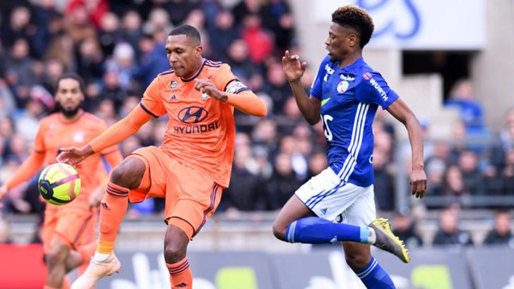 Beşiktaş'ın eski yıldızı Marcelo, Lyon'dan ayrılmıyor