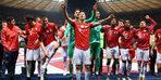 Almanya Kupası da Bayern'in