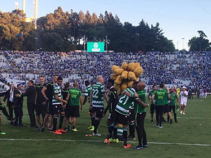 Sporting Lizbon 5 - 4 Porto