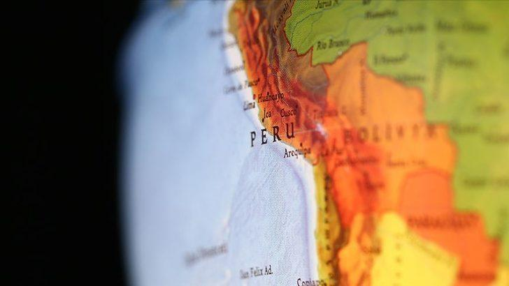 Son dakika! Peru'da 8 büyüklüğünde deprem