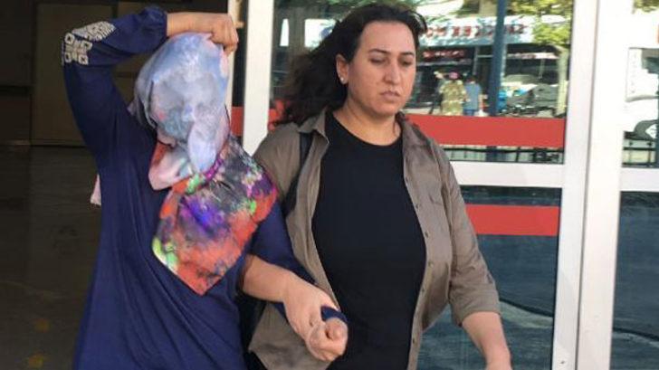 Komşusu ve çocuklarına kezzap attığı iddiasıyla tutuklanan sanık hakkında karar