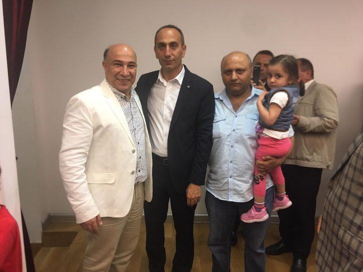 ŞİDEF 1.Yılını İftar Programı İle Kutladı