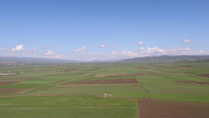 Erzincan'da 176 bin hektar alanın tamamı 2021'e kadar toplulaştırılacak