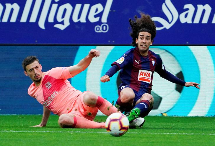 Marc Cucurella - Barcelona > Eibar | BONSERVİS BEDELİ: 2 milyon Euro