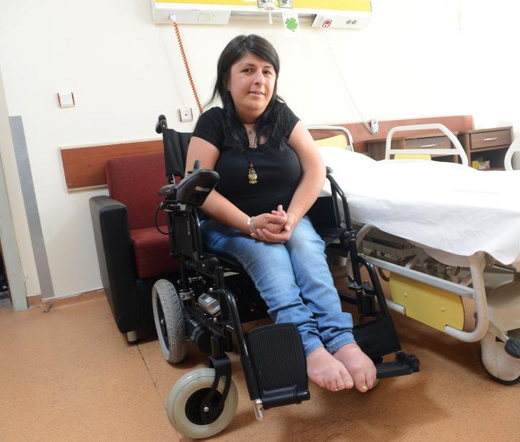 Cansu, 30 yılda 31 ameliyat oldu