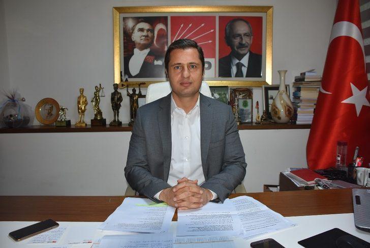"""CHP İzmir İl Başkanı: """"Tatile gelenlerin İstanbul'a dönmeleri için çalışıyoruz"""""""