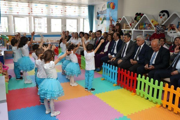 Bartın'ın ilk Oyuncak Kütüphanesi törenle açıldı