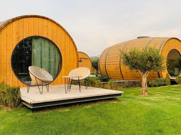 Dünya'nın en ilginç otelleri, sıra dışı konsept ve mimari yapılara sahip oteller