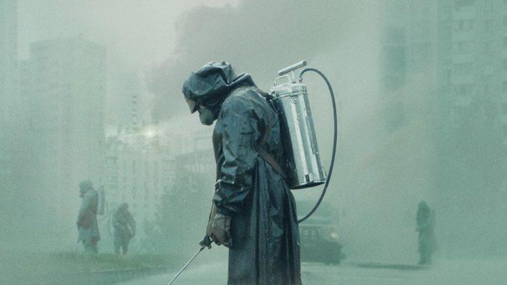 IMDb'nin zirvesini değiştiren dizi: Çernobil