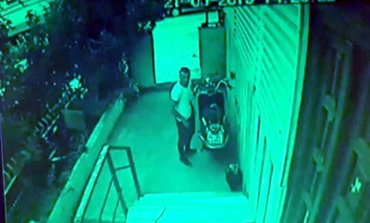 Avcılar'da motosiklet hırsızlığı şüphelisi yakalandı