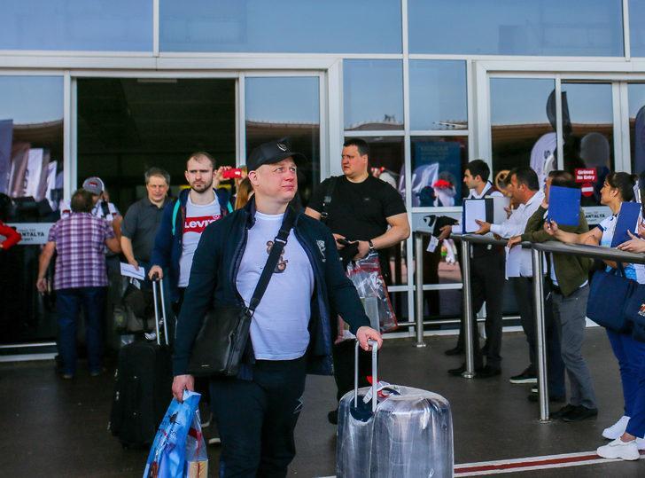 Rakam açıkladı! Rus turistte tüm zamanların rekoru