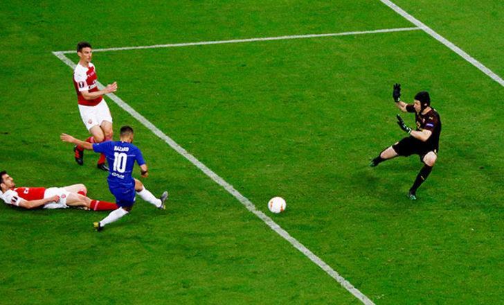 Avrupa Ligi'nde şampiyon Chelsea! Farka koştu