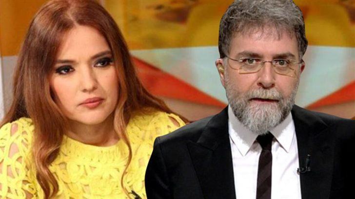 Demet Akalın'dan Ahmet Hakan'a: Yaz, yaşa ve daha çok yaz!