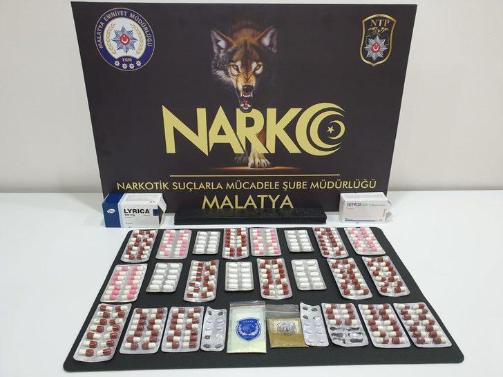 Uyuşturucu operasyonuna 12 tutuklama