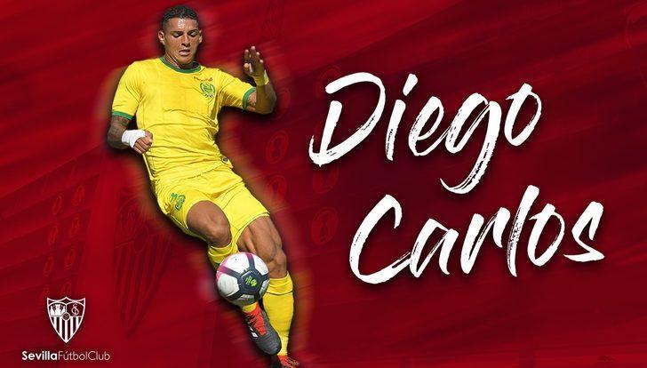 Diego Carlos - Nantes > Sevilla | Bonservis bedeli: 12.5 milyon euro