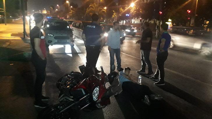Fatih'te navigasyon kazası: 1 yaralı