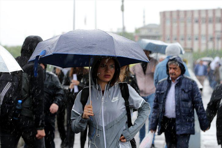 Türkiye geneli için son dakika hava durumu uyarısı: Kuvvetli yağış geliyor