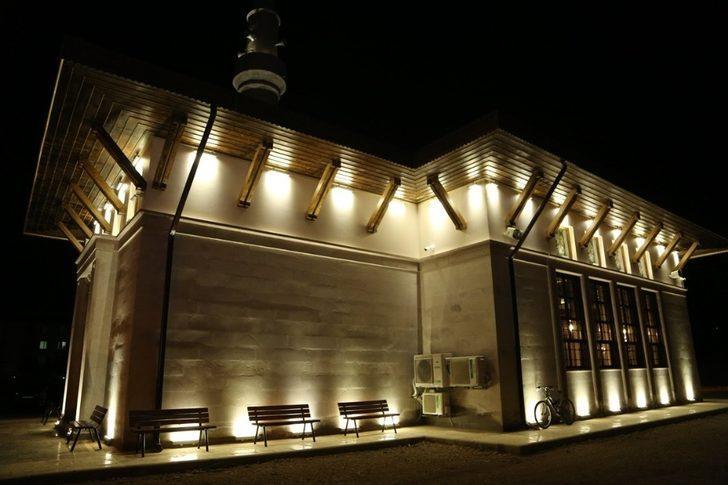 Hz. Bilal Camisi ibadete açıldı