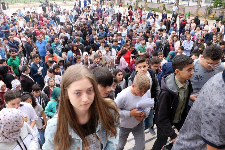 Afyonkarahisar'da LGS heyecanı
