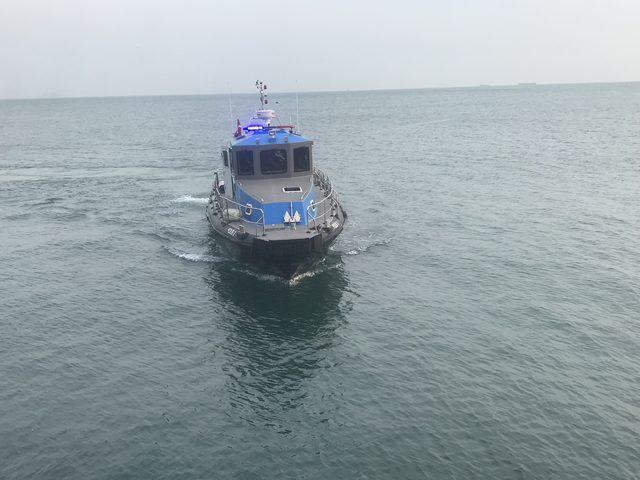 Arkadaşının motoruyla denize uçtu, yardımına balıkçılar koştu