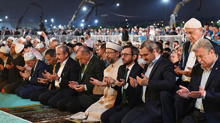 Cumhurbaşkanı Erdoğan, 'Burası Konstantinopol değil' dedi ve ekledi: 22 günümüz var