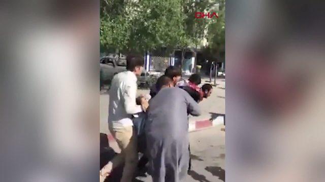 Afganistan'da 3 patlama: 1 ölü, 17 yaralı