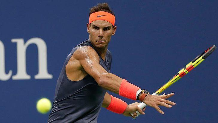 Fransa Açık'ta Nadal ve Federer tur atladı