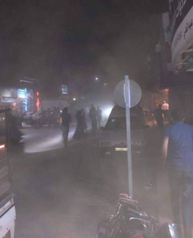 Azez'de bomba yüklü araçla saldırı: 14 ölü