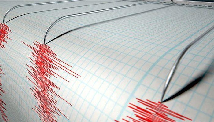 Son dakika: Van'da 3.6 büyüklüğünde deprem