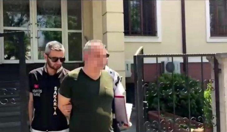 81 ilde 36 bin kadını dolandıran zanlılar Sakarya'da yakalandı