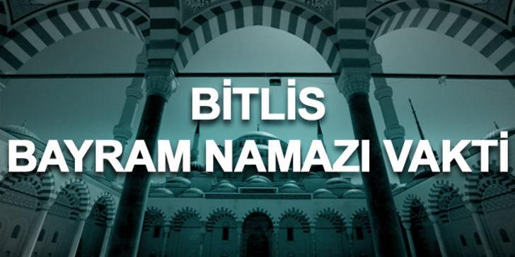 Bayram namazı Bitlis 2019: Ramazan Bayramı namazı saat kaçta kılınacak?
