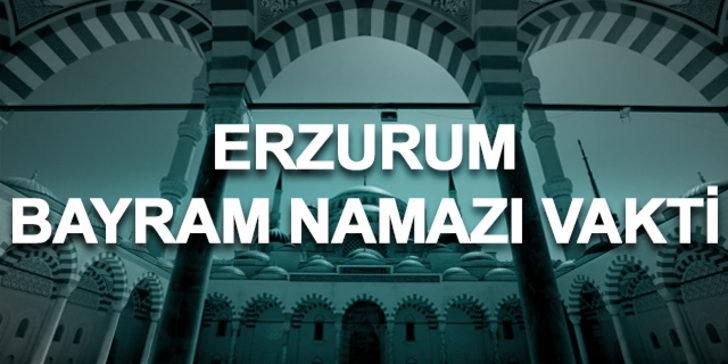 Bayram namazı Erzurum 2019: Ramazan Bayramı namazı saat kaçta kılınacak?
