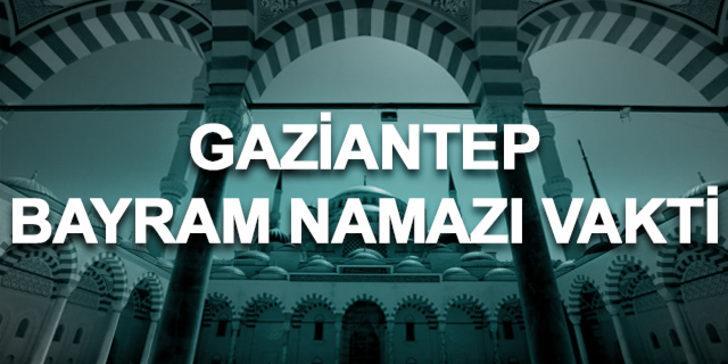 Bayram namazı Gaziantep 2019: Ramazan Bayramı namazı saat kaçta kılınacak?