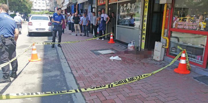 GÜNCELLEME - Zonguldak'ta bıçaklı kavga: 1 ölü